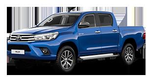 Toyota Hilux - Concessionario Toyota a Latina e Formia