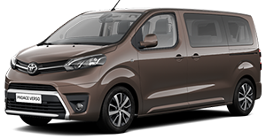 Toyota Proace Verso - Concessionario Toyota a Latina e Formia
