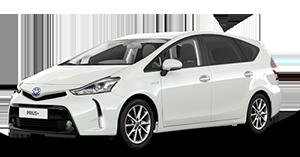 Toyota Prius+ - Concessionario Toyota a Latina e Formia