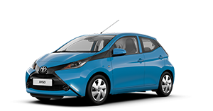 Toyota AYGO - Concessionario Toyota a Latina e Formia