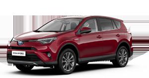 Toyota RAV4 - Concessionario Toyota a Latina e Formia