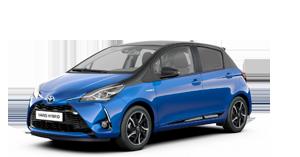 Toyota Yaris - Concessionario Toyota a Latina e Formia