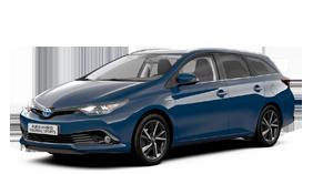 Toyota Auris Touring Sports - Concessionario Toyota a Latina e Formia