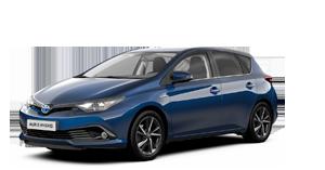 Toyota Auris - Concessionario Toyota a Latina e Formia